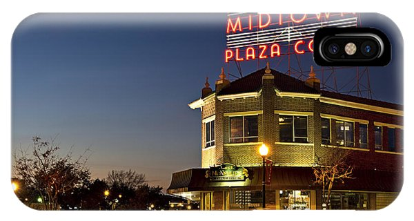 Ok iPhone Case - Midtown Plaza 1 by Ricky Barnard