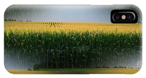 Midwest Gold IPhone Case