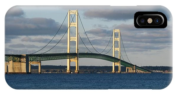 Mighty Mac In December IPhone Case