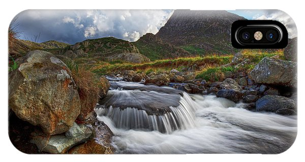 Mighty Tryfan  IPhone Case