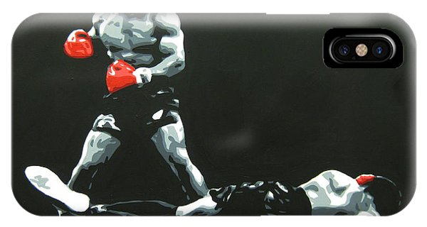 Mike Tyson 5 IPhone Case