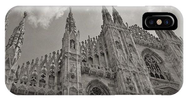 Milan Duomo IPhone Case