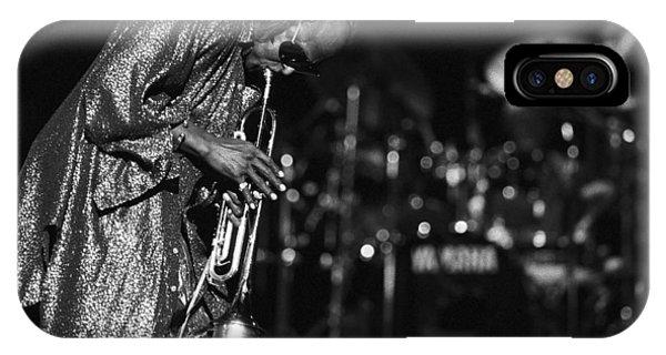 Miles Davis 1 IPhone Case