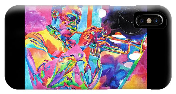 Miles Davis Bebop IPhone Case