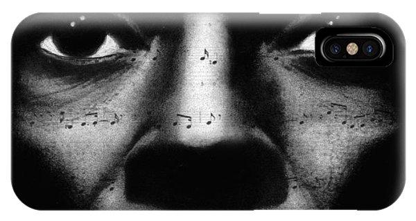 Miles Davis Tutu IPhone Case