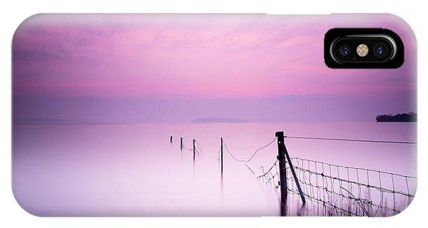 Ireland iPhone Case - Milky Pink by Kieran O Mahony