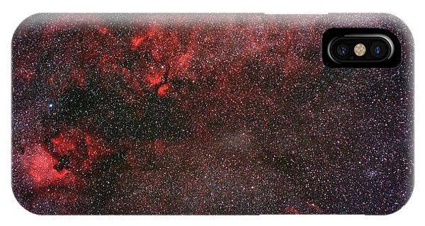 Milky Way And Cygnus Phone Case by Babak Tafreshi