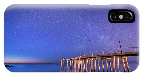 Milky Way Sunrise IPhone Case