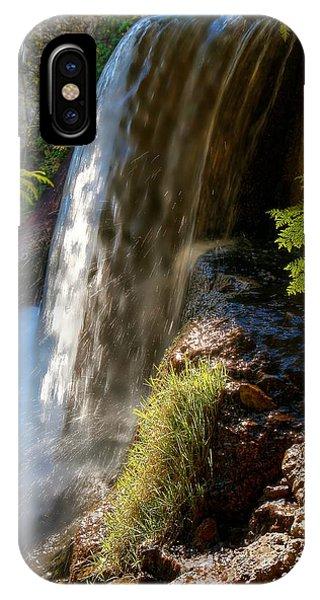 Millcroft Falls IPhone Case
