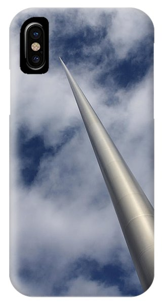 Millennium Spire IPhone Case