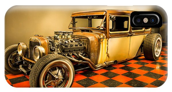 Millers Chop Shop 1929 Dodge Victory Six After IPhone Case