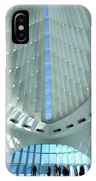 Milwaukee Art Museum IPhone Case