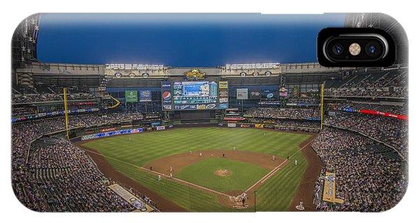 Milwaukee Brewers IPhone Case
