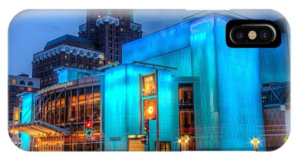 Milwaukee Pac Evening Glow IPhone Case
