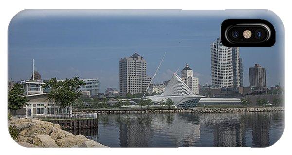 Milwaukee Wisconsin IPhone Case