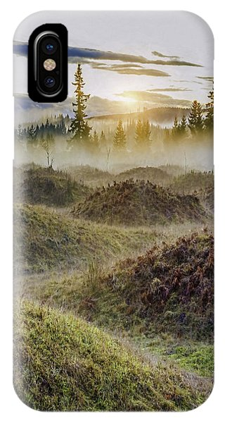 Mima Mounds Mist IPhone Case