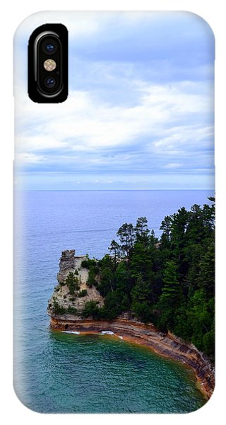 Miner's Castle IPhone Case