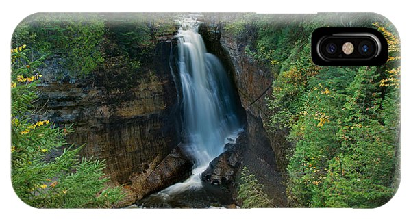 Miners Falls IPhone Case