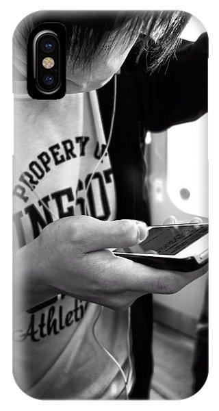 Minesota Kyoto IPhone Case