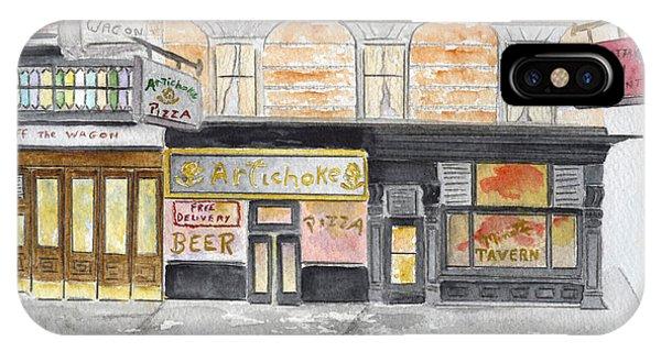 Minetta Tavern  Greenwich Village IPhone Case