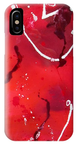 Mingling Phone Case by Mary Kay Holladay