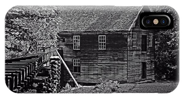 Mingus Grist Mill IPhone Case