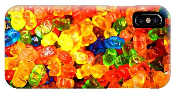 Mini Gummy Bears IPhone Case