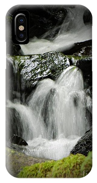 Mini Waterfall 2 IPhone Case