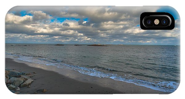 Minot Beach IPhone Case