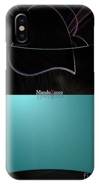 Mint Line IPhone Case
