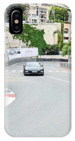 Mirabeau Bas Corner At Monaco IPhone Case