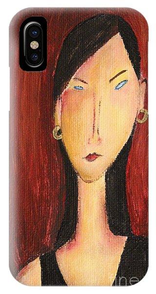 Miranda Phone Case by Melanie Dix