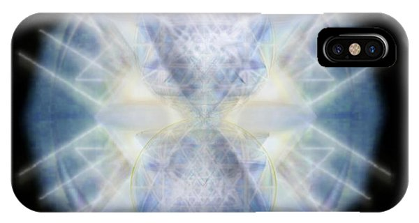 Mirror Healing The Polarities Within IPhone Case
