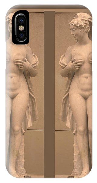 Mirror Image Adorable Beauty Princess IPhone Case