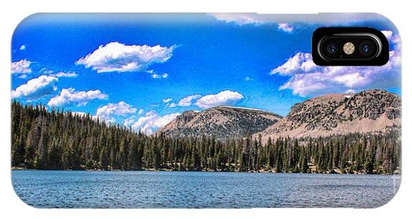 Mirror Lake IPhone Case