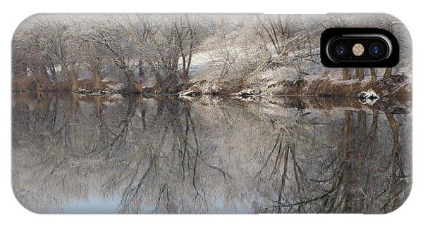 Mirrored Image Phone Case by Laura Corebello