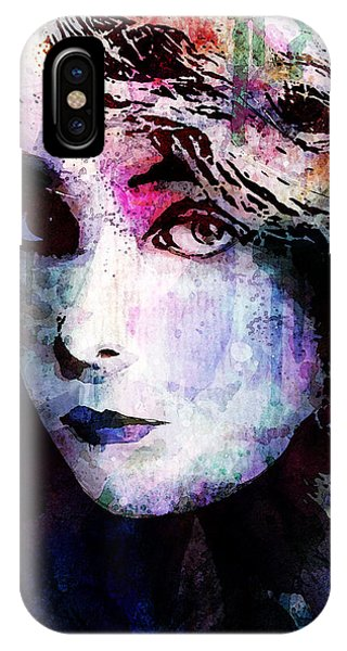 Dive iPhone Case - Miss Gish by Gary Bodnar