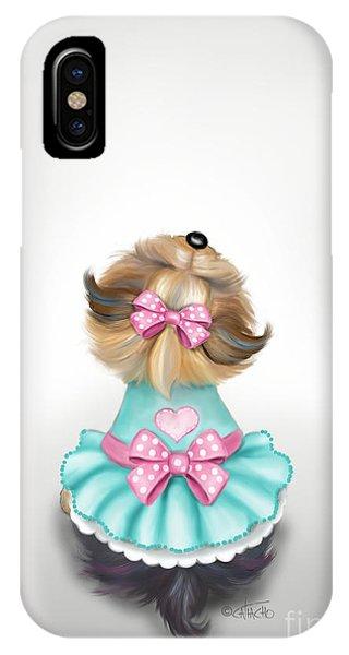 Miss Pretty IPhone Case