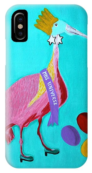Miss Universe IPhone Case