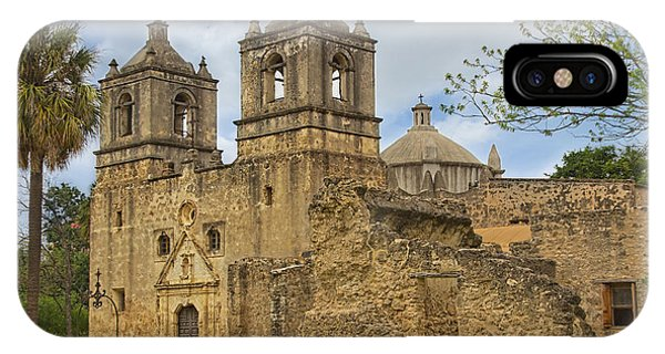 Mission Concepcion IPhone Case