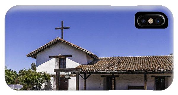 Mission San Francisco Solano IPhone Case