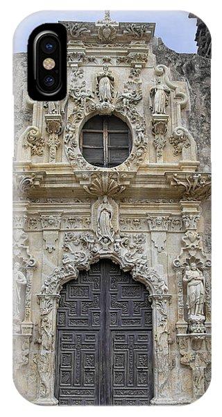 Mission San Jose Doorway IPhone Case