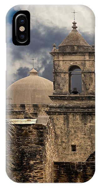 Mission San Jose II IPhone Case
