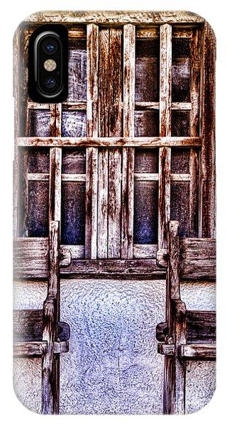 Mission Soledad Window Seating By Diana Sainz IPhone Case