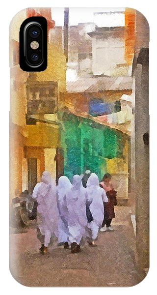 Missionaries Of Charity IPhone Case