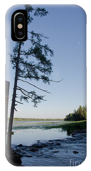 Mississippi Headwaters IPhone Case