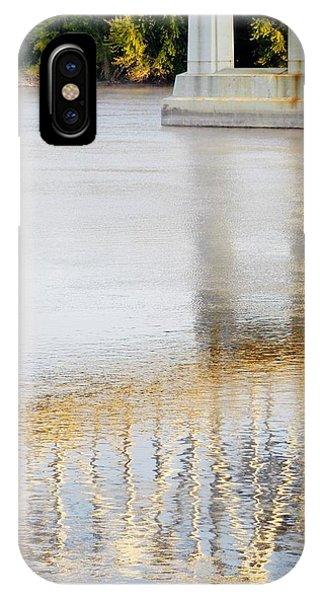 Mississippi Reflection IPhone Case