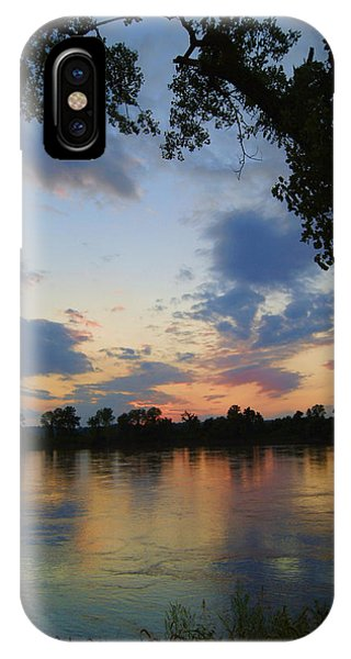 Missouri River Glow IPhone Case