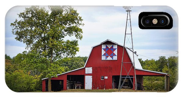 Missouri Star Quilt Barn IPhone Case