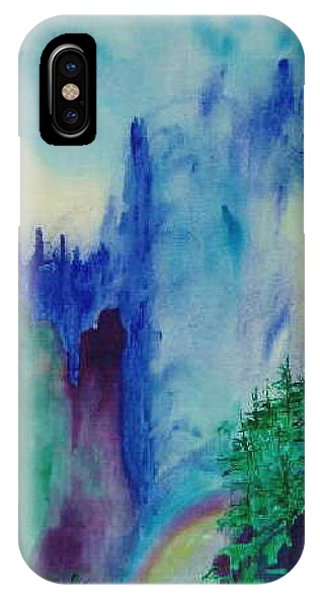 Mist Phone Case by Phoenix Simpson